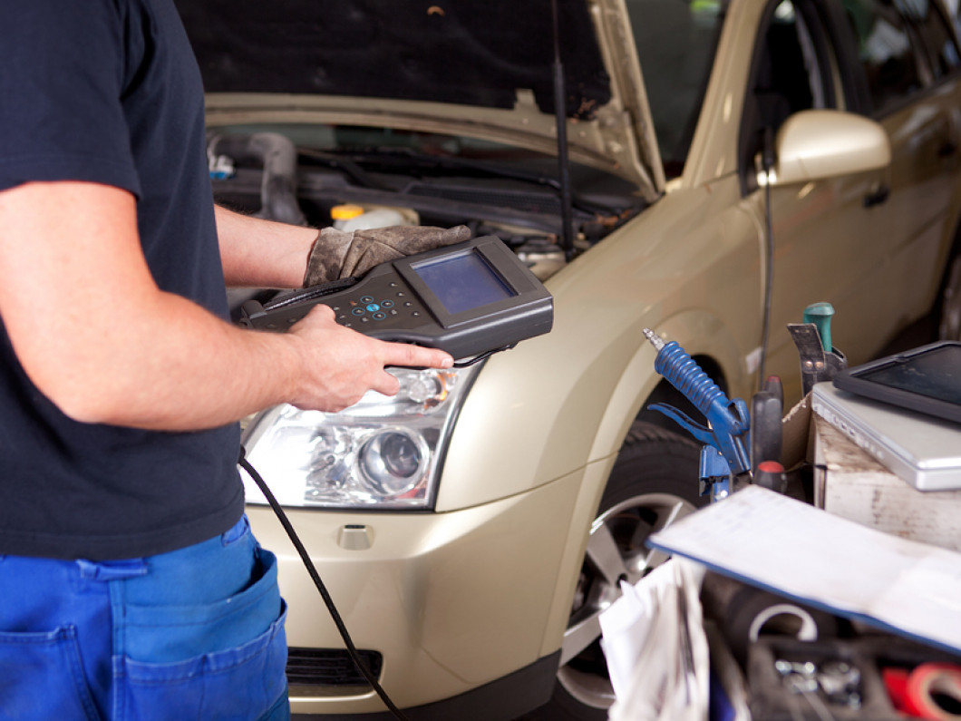 Diagnostic Testing For Accurate Auto Repairs Electrical Work Spark Plug Replacement
